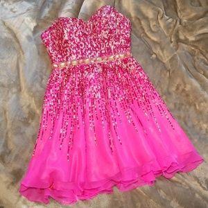 Perfect Pink Formal Dress